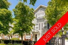 Central Pt Coquitlam Townhouse for sale:  2 bedroom 1,395 sq.ft. (Listed 2017-05-23)